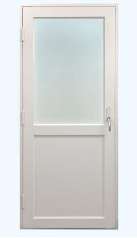 Ljudisolerande dörrar